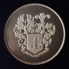 "Медаль ""Strasbourg Monrepos""."